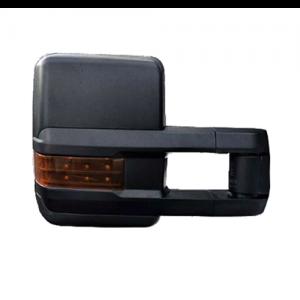 7255B Black 1988-1998 Chevy GMC PICKUP Towing Mirrors