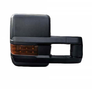 HF-7255B For RANGE ROVER SPORT DISCOVERY 3 -4 towing mirror Electric Black Signall
