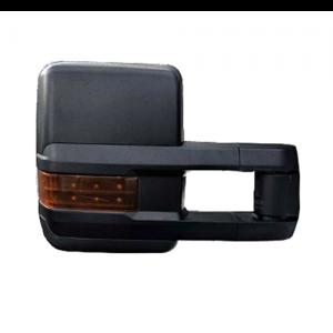 HF-7301 For PATROL-GU  towing mirror Electric Black Signal