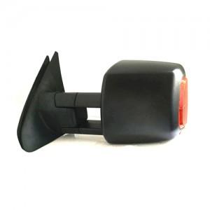 HF-7301B For TRITON PAJERO 2012+ towing mirror Electric Black Signal